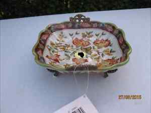Hand Crafted Decorative Bowl with Legs Peterborough Peterborough Area image 2