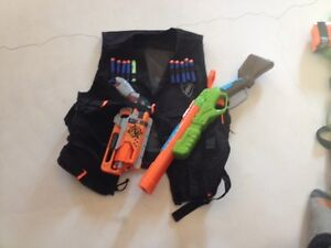 Nerf guns. (Diff prices) Kingston Kingston Area image 5