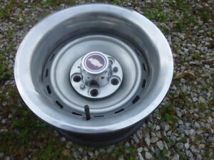 Chev truck rally wheels