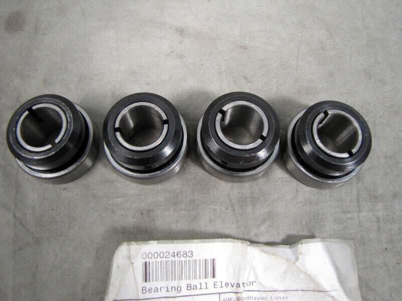 4pk Bowling Ball Elevator Bearing 000024683 NEW