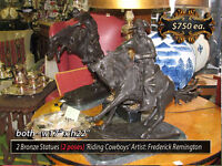 Bronze Statues | Objet D'art | China | Crystal | Collectibles City of Toronto Toronto (GTA) Preview