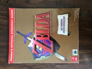 Legend of Zelda-Ocarina of Time: Prima's Official Strategy Guide