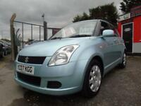 2007 Suzuki Swift 1.3 GL 5dr FSH,Low mileage,12 months mot,Warranty,Low rate ...