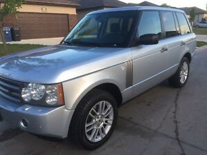 2009 Land Rover range rovers HSE leather,sunroof,navigation,cam
