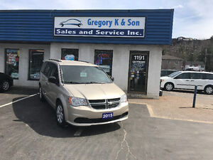 2015 Dodge Grand Caravan SXT , Navagation!!! Stow &go!!!!!