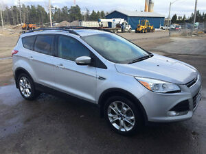 2013 Ford Escape SUV, Crossover ecoboast