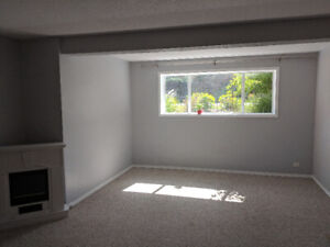 Pet friendly 2 Bedroom Basement Suite