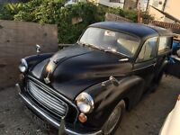 2 Morris minor travellers for sale