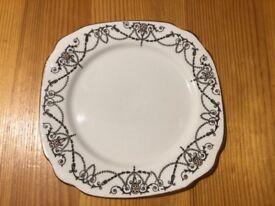 6x Windsor Side Plates