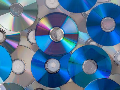 Getrennt oder beieinander? Wie sie Ihre CDs, DVDs und Blu-rays sicher lagern