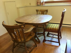 dining table&3 chairs
