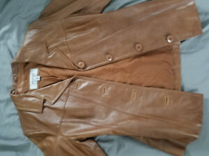 Women's leather jacket - Wilson's Leather Maxima