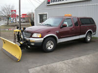1999 FORD F150 4X4 SUPER-CAB ONLY 173,000KM