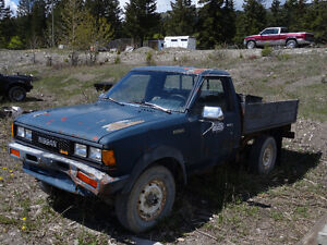 1985 Nissan Other Pickup Truck