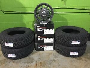 Ford F-150/Chevy 1500 Off-road Rim & Tire Package!!!!!