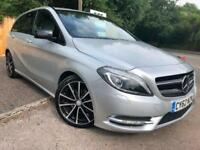 2013 Mercedes-Benz B Class 1.8 B180 CDI BlueEFFICIENCY Sport 7G-DCT (s/s)