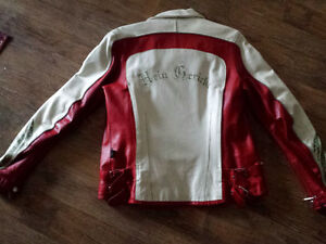 Women's Hein Gericke leather  jacket
