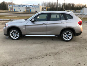 2012 BMW X1, XDRIVE 281, only 110,000km.  Clean must see car!