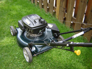Dependable Gas Mower - Price Reduced
