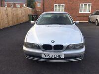 BMW E39 2.2 petrol SWAP or PART EX