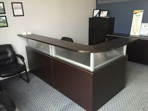 Reception Desk Buy Or Sell Desks In Calgary Kijiji