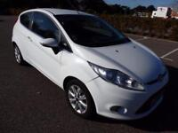 Ford Fiesta 1.25 ( 82ps ) 2010 Zetec 60,000 miles