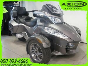 2011 Can-Am SPYDER RT-S SE5 65,23$/SEMAINE
