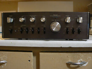 Sansui integrated amplifier West Island Greater Montréal image 1