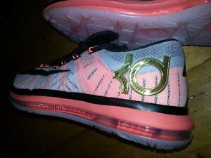 NEW DS KEVIN DURANT KD6 ELITE GOLD SIZE 12 100% AUTHENTIC