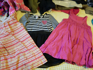 excellent lot of size 6/7 girls clothes