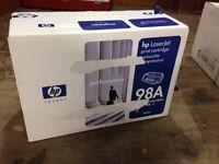 Hp 98A laser printer cartridge