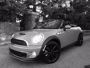 2015 Mini Cooper S Roadster Only 8000 kms Warranty $31,995.00