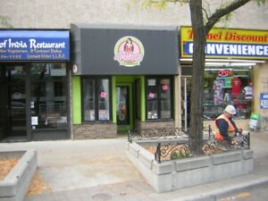 Downtown Windsor Store Front