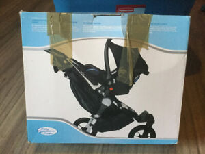 Adapteur baby jogger pour coquille