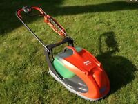 Flymo Glider 330 Electric HoverCollect Lawnmower 1.5 kW