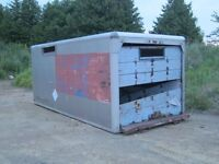 Aluminum Truck Box for Storage or Service