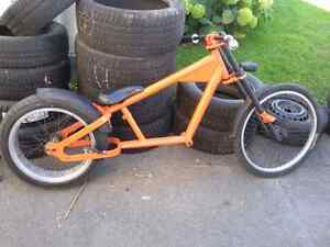 Bicycle chopper