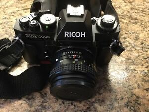 Ricoh XR1000 SR 35 MM Camera