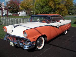 Ford Fairlane Victoria 1956