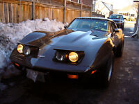 79' L-82 Corvette (T-Roof) 4-Spd