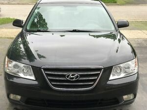 2009 Hyundai Sonata GL Sport Leather Sunroof Rust-Protected