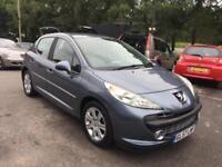 Peugeot 207 1.6 16v 120 auto Sport