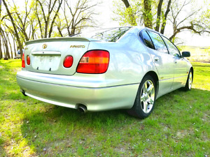 Toyota aristo 2JZ-GTE TWIN turbo (JZS161) reduced price