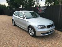 2009/09 BMW 118 2.0i SE 5 Door Service History £0 Deposit Finance P/X Welcome