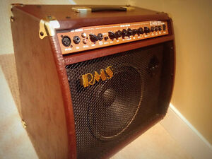 RMS Acoustic Amplifier - 40w - $235
