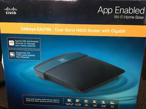Dual band router - Linksys