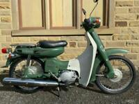2007 JDM Yamaha New Mate 50 low mileage in green