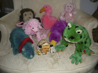 Plush Toys in excellent condition - Large TY and more!!!