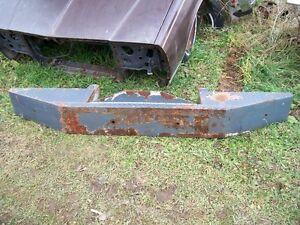 Wrecker Truck Heavy Duty Push Bumper