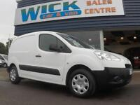 2012 Peugeot Partner SE L1 HDI 92 VAN *ALL TERRAIN VEHICLE* Manual Small Van